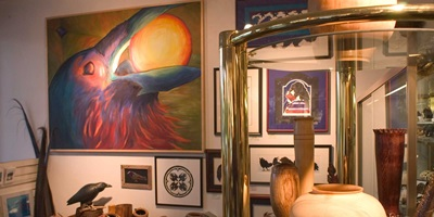 Diane Naab's Exploration Gallery in Ketchikan, Alaska