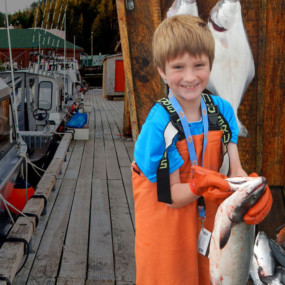 Alaska Fishing in Southeast Alaska