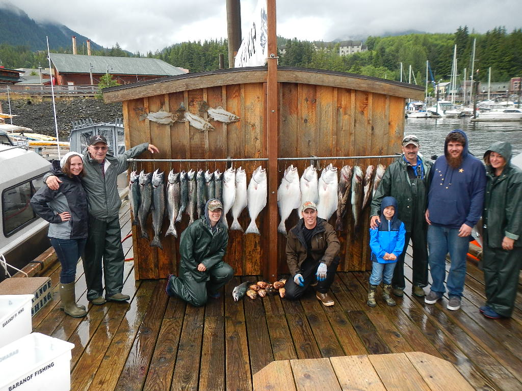 Alaska Fishing & Wilderness Dining Excursion