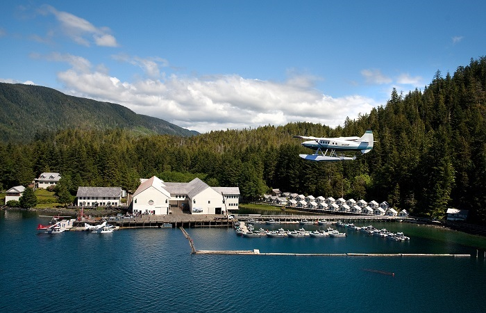 Discover why more than 50,000 guests have made Waterfall Resort the most popular fishing lodge in Alaska!