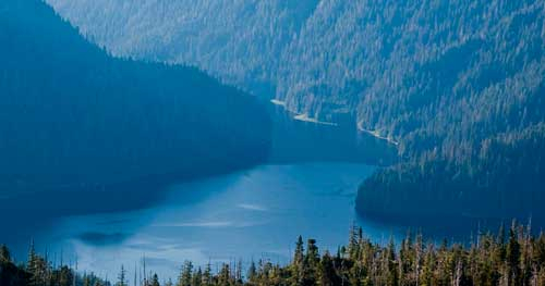Ketchikan is the starting point for your vacation in the breathtakingly beautiful Misty Fjords National Monument.