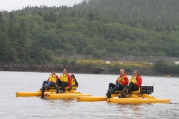 Alaska Sea Cycle Tours