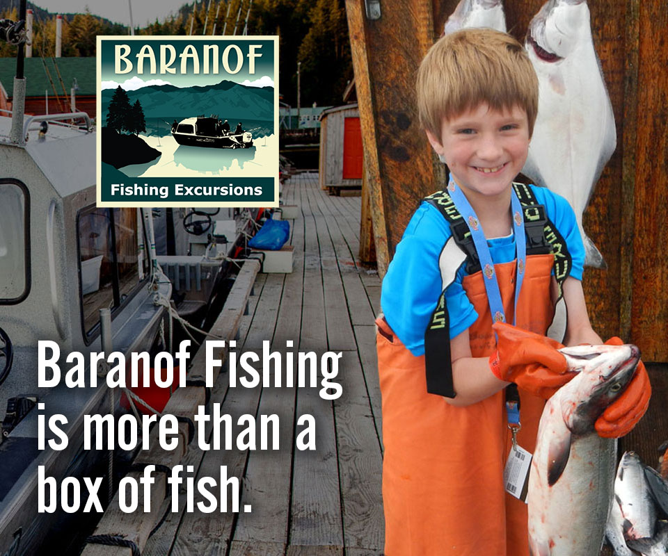 Baranof Fishing Charters
