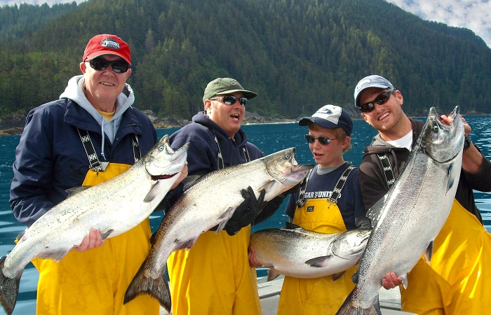 Bring the whole family and share a legendary sport fishing trip together!