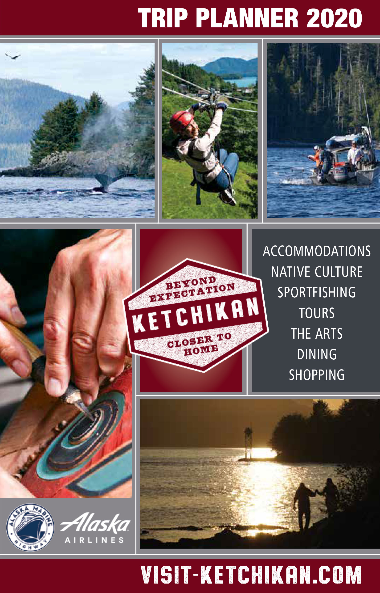 Ketchikan Alaska Free Area Travel Guide